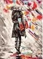 Educa Art Puzzle 500 Parça Sanat Eleştirmeni Renkli